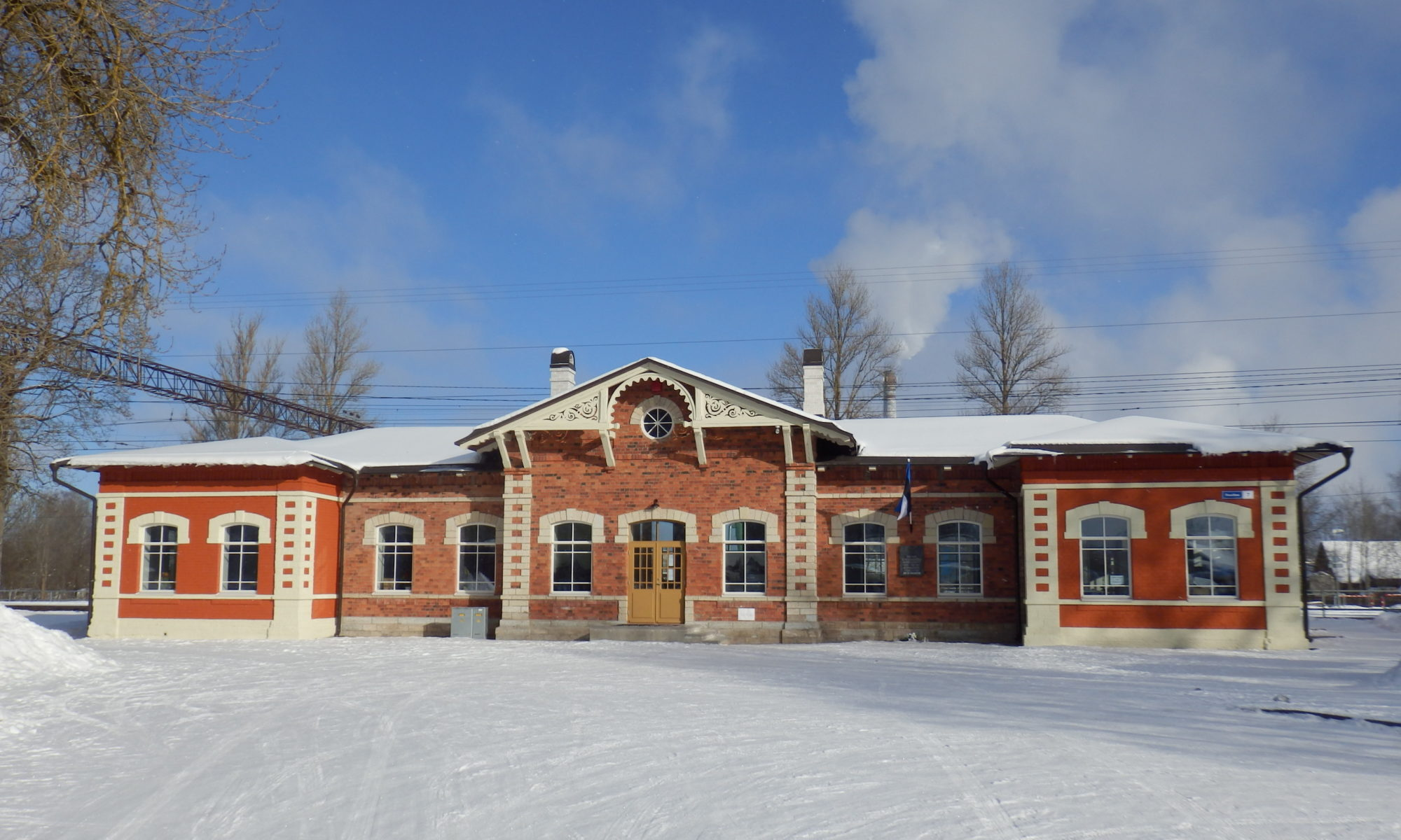 Kehra muuseum - MTÜ Kehra Raudteejaam